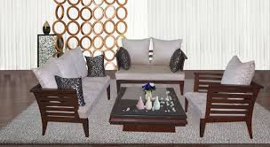 Wooden Sofa Set Images Get Modern Complete Home Interior With 20 Years Durability Mirino