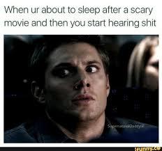 I Had A Dream Meme - why sleep when you can meme supernatural memes and random