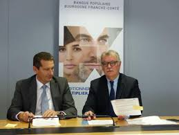 banque populaire bourgogne franche comté siège signature d une convention de partenariat entre le conseil