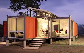 9 modern homes made out of shipping containers architecture