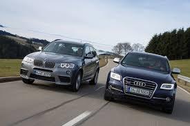 q5 vs bmw x3 bmw x3 xdrive35d vs audi sq5 tdi by automotorundsport autoevolution
