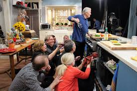 photos from the set of jacques pépin u0027s new series jacques pepin
