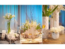 White Floral Arrangements Centerpieces by Best Wedding Ideas Dreamy White Flower Wedding Centerpices Theme