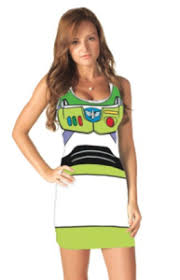 Buzz Lightyear Halloween Costume Halloween Costume Ideas Teens Tunic Tank Dresses Comic