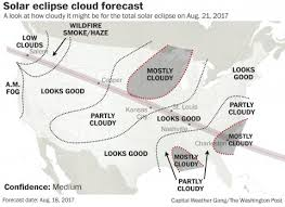us weather map clouds total solar eclipse weather forecast as of aug 18 the