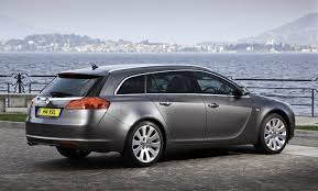 vauxhall insignia wagon vauxhall insignia diesel 4x4 available in the uk photos 1 of 8
