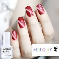 aliexpress com buy 2017 gel nail polish designs 5ml cat eyes gel