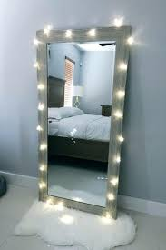 Makeup Vanity With Lighted Mirror Articles With Wall Mounted Lighted Makeup Mirror Canada Tag