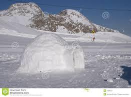 ice igloo 4 stock image image 1904021