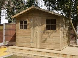 london garden shed installation and assembly service