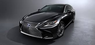 xe lexus o my lexus reveals all new ls 500h flagship with a 354hp hybrid powertrain