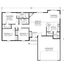 motel floor plans bedroom one story house plans home deco interior modern single