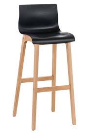 chaises cuisine bois tabouret de bar hoover chaise cuisine bois nature repose pieds pub