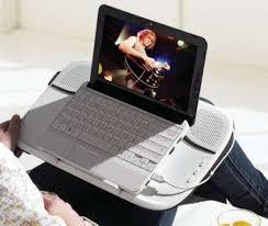 Logitech Laptop Desk Musical Laptop Stands Logitech Speaker Lapdesk N550