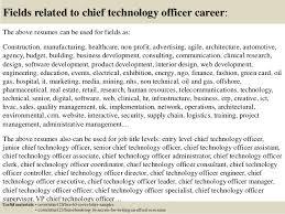 Sample Cto Resume by Top 5 Chief Technology Officer Cover Letter Samples