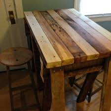 reclaimed kitchen islands kitchen island tops photo gallery of the few reclaimed kitchen