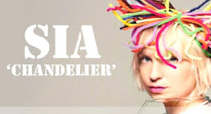 Chandelier Lyric Song Lyrics Chandelier By Sia Lyrics Of D Song Chandelier