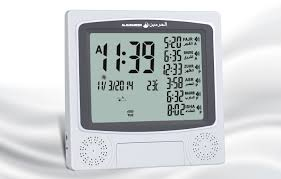 buy azan clocks online in qatar shop electronics in doha qatar