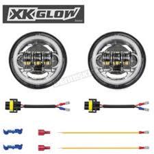 goldwing driving lights reviews xk glow chrome driving lights xk042007 w dirt bike motorcycle