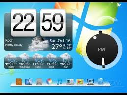 gadget de bureau windows 7 gratuit xwidget ajouter des widgets sur votre bureau tutoriel francais