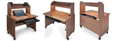 Home Computer Desk With Hutch by Smartdesks Home Office Computer Desk