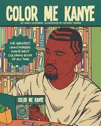 color me kanye lesser gods