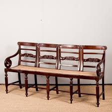 Bench With Rolled Arms 39 Best Chairs Images On Pinterest Colonial Teak And Turned Wood