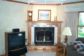 fireplace old corner fireplace surrounds for inspirations corner