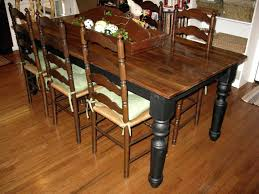 Large Wooden Kitchen Table by Small Black Kitchen Table U2013 Thelt Co