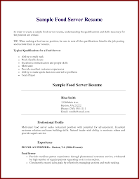 sample food service resume doc 618800 server sample resume unforgettable server resume sample resume for food server resume for food service worker server sample resume