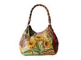 anuschka premium antique upc 813111017429 anuschka handbags 533 sunflower safari