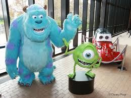 pixar planet u2022 topic sized monsters replicas
