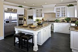 kitchens with white cabinets 41 white kitchen interior alluring kitchens with white cabinets