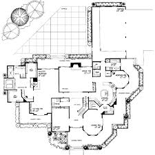 victorian style house plan 5 beds 6 00 baths 4826 sq ft plan 72 196