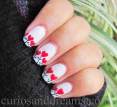 nail art valentines nailt awesome pictures design heart day love