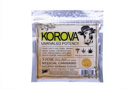 cannabis edibles delivery korova saturday morning cookie 150 mg thc 3 dose kushfly online