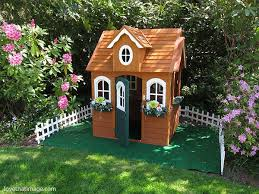 Backyard Play Houses by 16 Best Images About Playhouses On Pinterest