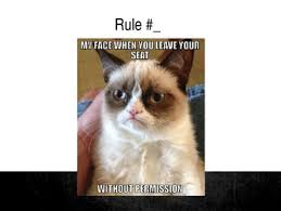 Classroom Rules Memes - memes to go over classroom rules first day of school powerpoint
