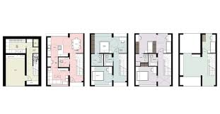 Townhouse Design Tomorrows Townhouse Concept And Masterplan U2013 Nicolas Tye Architects