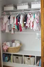 nursery closet organization systems home design ideas