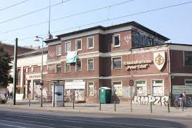 Umbau beginnt mit Abriss Das Kulturhaus an der Berliner Allee wird