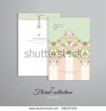 envelope border pattern vector template vertical big envelope buttons stock vector 291427232