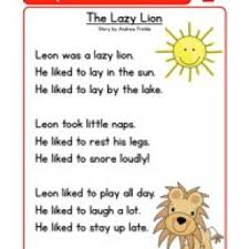 kindergarten reading comprehension worksheets have fun teaching