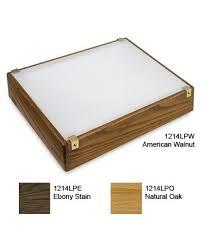 porta trace light box gagne porta trace low profile oak 12 x 14 light box 1214lpw led