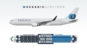 Boeing 777 300er Seat Map Oceanic Airlines U0027 New 777 300er Brand By Agre Gallery