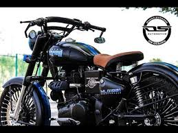 ds design royal enfield classic 350 modified painting and customization