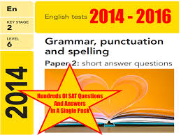 year 6 ks2 grammar revision for spag sats by esteeley teaching