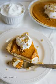 sensational layer pumpkin pie