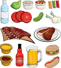 thanksgiving meal clipart food clip art clipart of food meals dinner etc image 2878