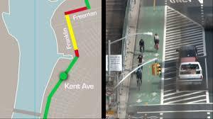 Nyc Bike Map Streetfilms Nyc Rush Hour Bike Commute